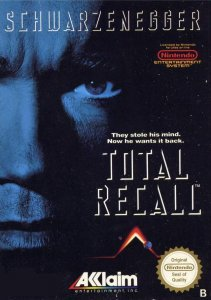 Total Recall per Nintendo Entertainment System