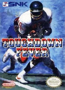 Touch Down Fever per Nintendo Entertainment System