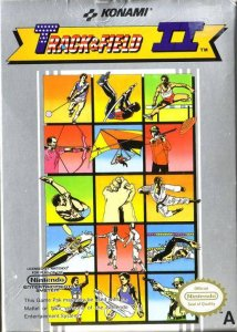 Track & Field II per Nintendo Entertainment System
