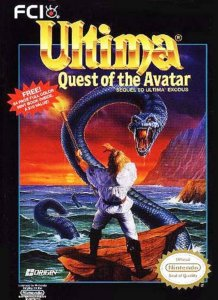 Ultima: Quest of the Avatar per Nintendo Entertainment System