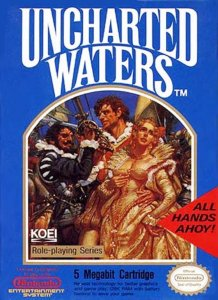 Uncharted Waters per Nintendo Entertainment System