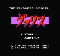 Valis per Nintendo Entertainment System
