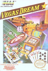 Vegas Dream per Nintendo Entertainment System