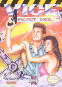 Vice: Project Doom per Nintendo Entertainment System