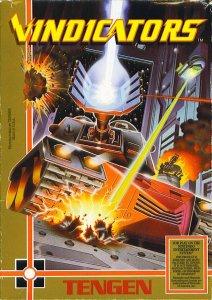 Vindicators per Nintendo Entertainment System