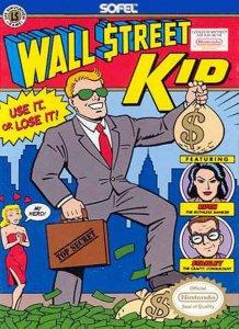Wall Street kid per Nintendo Entertainment System