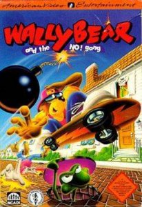 Wally Bear and the No Gang per Nintendo Entertainment System