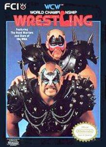 WCW World Championship Wrestling per Nintendo Entertainment System