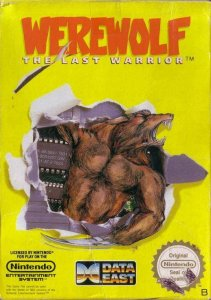 Werewolf: The Last Warrior per Nintendo Entertainment System