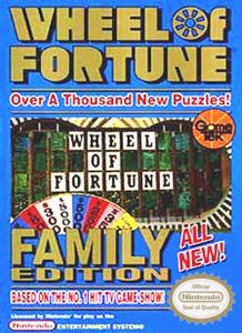 Wheel of Fortune: Family Edition per Nintendo Entertainment System