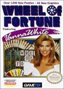 Wheel of Fortune: Featuring Vanna White per Nintendo Entertainment System