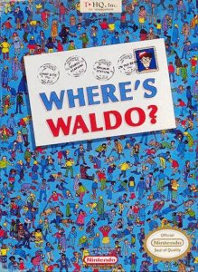 Where's Waldo? per Nintendo Entertainment System