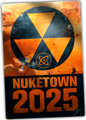 Call of Duty: Black Ops II - La mappa Nuketown 2025 a chi pre-ordina