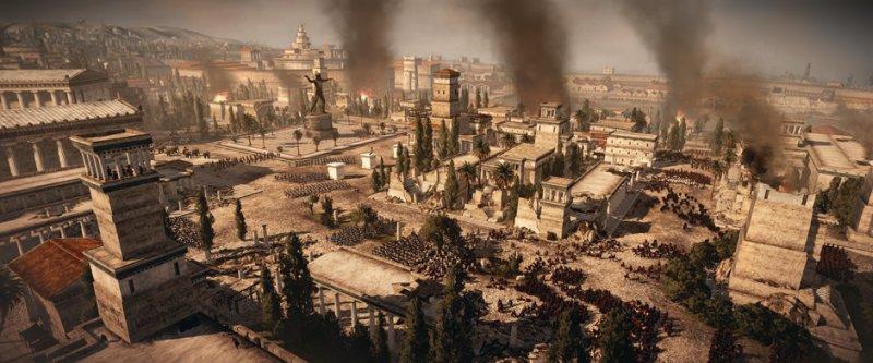 Ritorno all'epoca romana