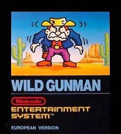 Wild Gunman per Nintendo Entertainment System