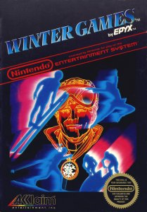 Winter Games per Nintendo Entertainment System