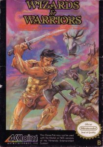 Wizards & Warriors per Nintendo Entertainment System