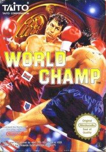 World Champ per Nintendo Entertainment System