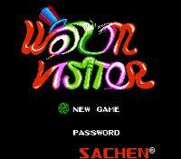 Worm Visitor per Nintendo Entertainment System
