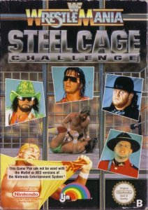 WWF Wrestlemania: Steel Cage Challenge per Nintendo Entertainment System