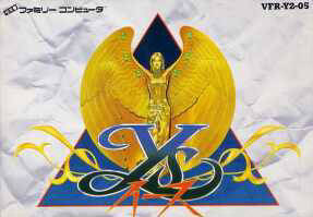 Ys per Nintendo Entertainment System