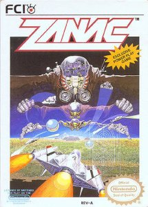 Zanac per Nintendo Entertainment System