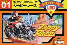 Zippy Race per Nintendo Entertainment System