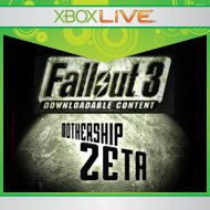 Fallout 3: Mothership Zeta per Xbox 360
