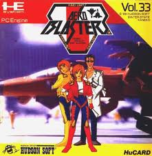 Air Buster per PC Engine