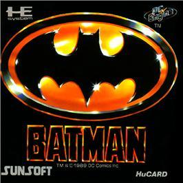 Batman: The Video Game per PC Engine