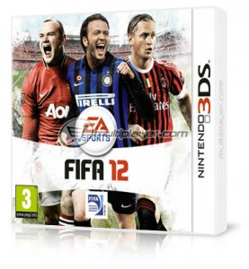 FIFA 12 per Nintendo 3DS