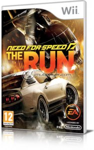 Need for Speed: The Run per Nintendo Wii