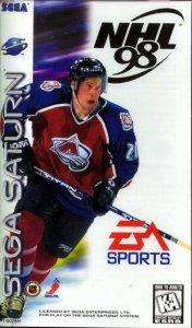 NHL '98 per Sega Saturn