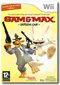 Sam & Max: Season One per Nintendo Wii