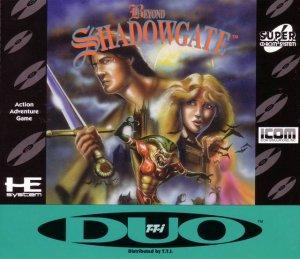 Beyond Shadowgate per PC Engine