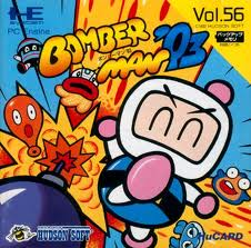 Bomberman 93 per PC Engine