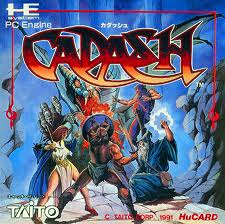 Cadash per PC Engine