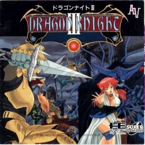 Dragon Knight III per PC Engine