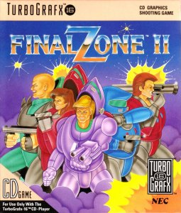 Final Zone II per PC Engine