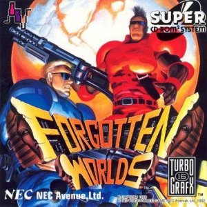Forgotten Worlds per PC Engine
