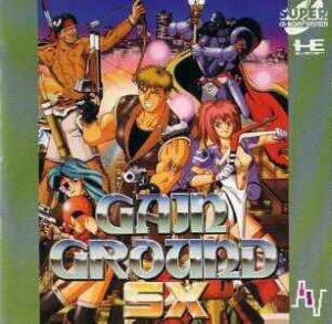 Gain Ground per PC Engine