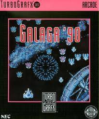 Galaga per PC Engine