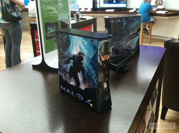Avvistata la limited di Halo 4?