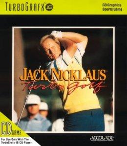 Jack Nicklaus Championship Golf per PC Engine