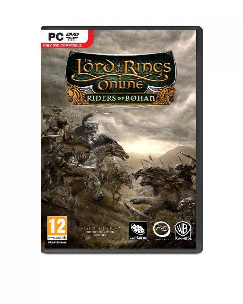 Il Signore degli Anelli Online: Riders of Rohan disponibile anche in scatola