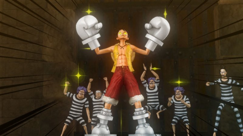 One piece pirate warriors recensione ps3 108668 for One piece juego