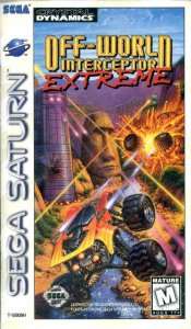 Off-World Interceptor Extreme per Sega Saturn