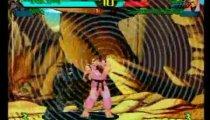 Marvel Super Heroes vs. Street Fighter - Gameplay