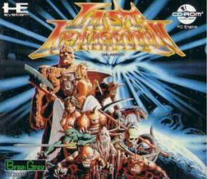 Last Armageddon per PC Engine
