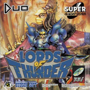 Lords of Thunder per PC Engine